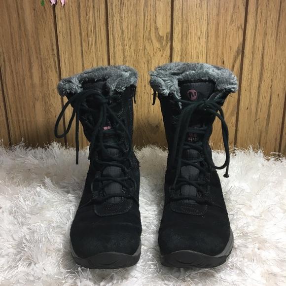 76f34079a0 Merrell women's winter boots